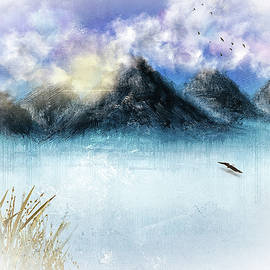 Mystic Mountains by Mary Timman