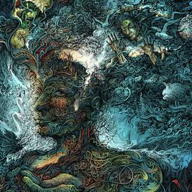 Mystic-Passion by Ramesh Nair