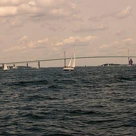 Narragansett Bay by Christopher James