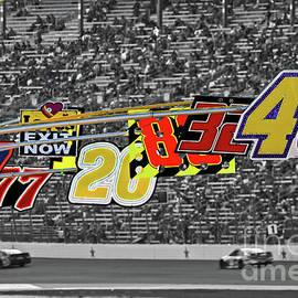 NASCAR Math by Paul Quinn