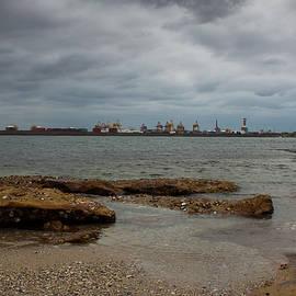 Nature Industry And Contamination by Miroslava Jurcik