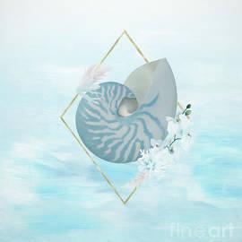 Nautilus Blues by Kelley Freel-Ebner