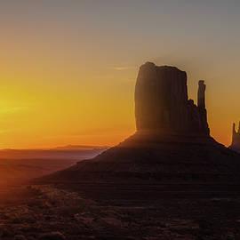 Navajo Sunrise by Gareth Burge Photography