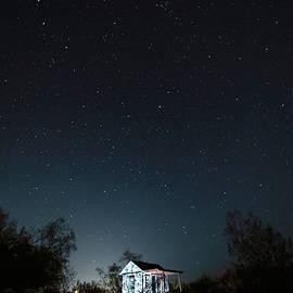 New Moon Wee House by Joe Schofield
