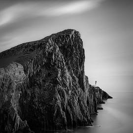Neist Point Lighthouse by Dave Bowman
