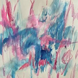 Neon Jazz Potion by Melissa Mintz