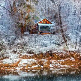 Nestled into Winter by Debra and Dave Vanderlaan
