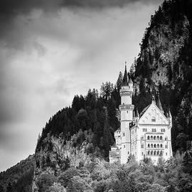 Neuschwanstein Castle BW by Alexey Stiop
