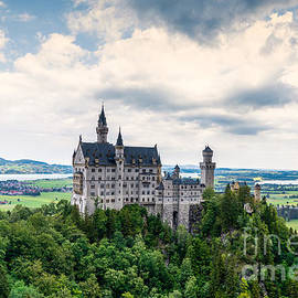 Neuschwanstein Castle by DiFigiano Photography