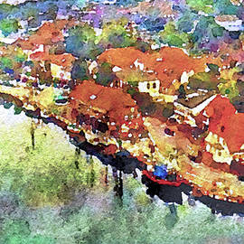 Neustadt on the Bay by Susan Maxwell Schmidt
