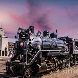 Nevada Northern 93  by Mitch Shindelbower