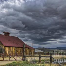 Nevada Spring Storm by Mitch Shindelbower