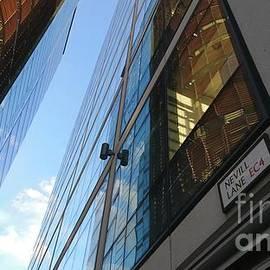Nevill Lane, London EC4 by Paul Boizot