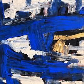New Blue Suede Sensation by MC Mintz