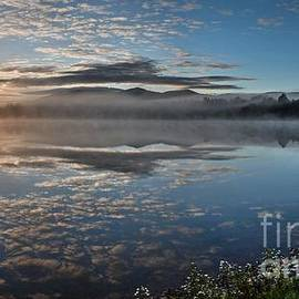 New Hampshire Sunrise by Steve Brown