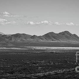 New Mexico Beauty 2 #blackwhite by Andrea Anderegg