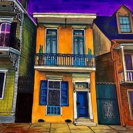 New Orleans French Quarter by Valeriya Hodackovskaya