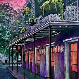 New Orleans French Quarter by Valeriya