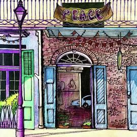 New Orleans by Valeriya Hodackovskaya