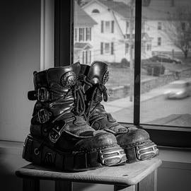 New Rock Boots by George Pennington