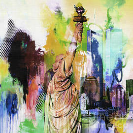New York WTC 01 by Gull G