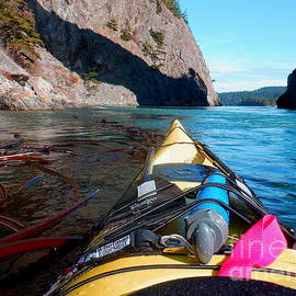 Next Kayak Through Deception Pass by Sea Change Vibes