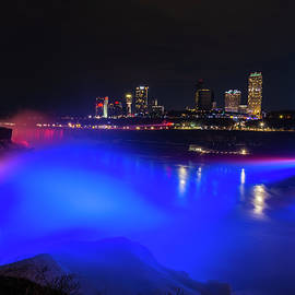 Niagara Blues by Mike Griffiths