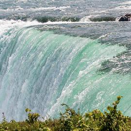 Niagara Falls #8 by Helen Filatova