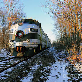 Nickel Plate Express Noblesville, Indiana by Steve Gass