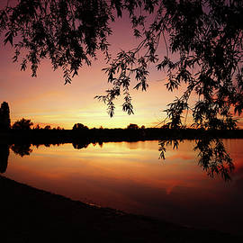 Niedersachsen Sunset - Germany by Two Small Potatoes
