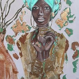 Nigeriya by Tanya Arzhanova