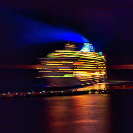 Night departure by Tatiana Travelways