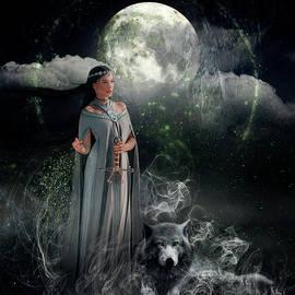 Night Magic by Anita Hubbard