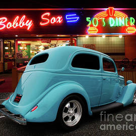 Night Out by Bob Christopher
