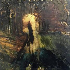 Night Walk by Michelle Kelly