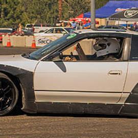 Nissan 240SX drifting by PROMedias Obray