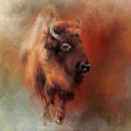 No Fear American Bison by Jai Johnson