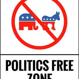 No Politics by Pat Turner