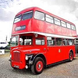 No.267 - JVV 267G Daimler CVG6 Bus by Gordon James