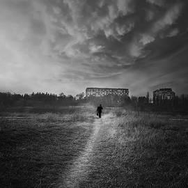 Nomad by PsychoShadow ART
