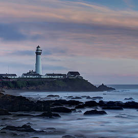 North Face of Pigeon Point by Morgan Wright