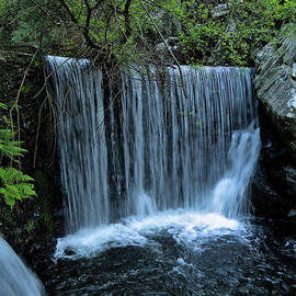 Nossa Senhora da Piedade River Waterfall by Angelo DeVal