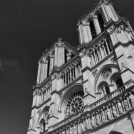 Notre Dame by Neil R Finlay