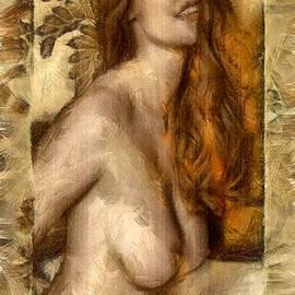 Nude Electric by Mario Carini