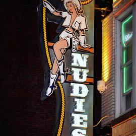 Nudie's Honky Tonk by Tru Waters