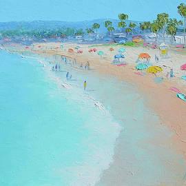 Ocean Beach, San Diego, California by Jan Matson