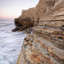 Ocean Beach San Diego Sunrise by William Dunigan
