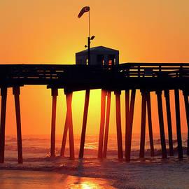 Ocean City New Jersey Sunrise by John Van Decker