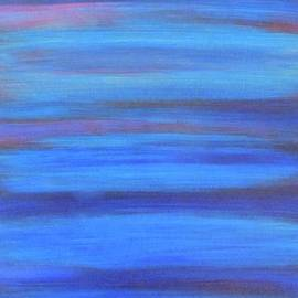 Ocean Dreams Abstract Art by Ann Brown