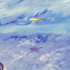 Ocean Jumping by Meryl Goudey